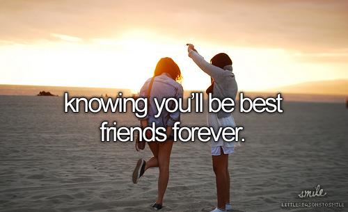 vrienden voor altijd