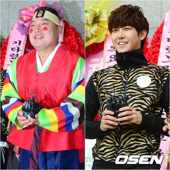 Kang Hodong & Kwanghee