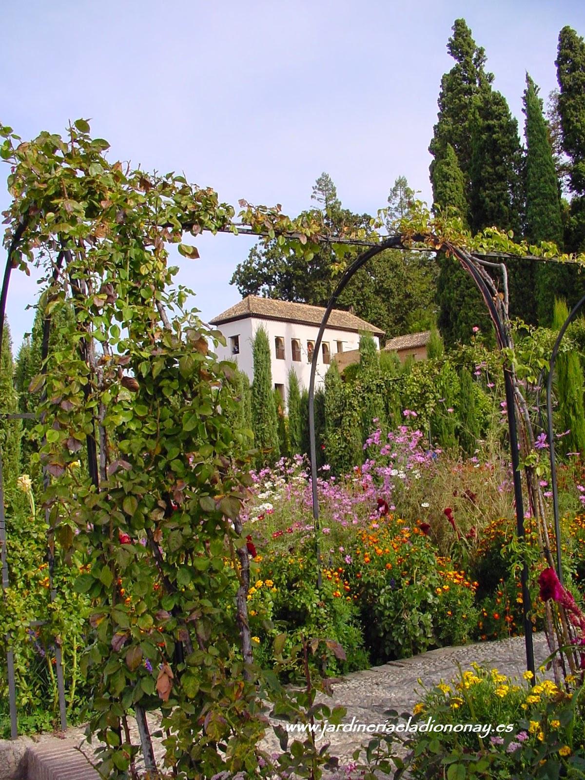 Jardineria eladio nonay jard n campestre en la alhambra - Jardineria eladio nonay ...