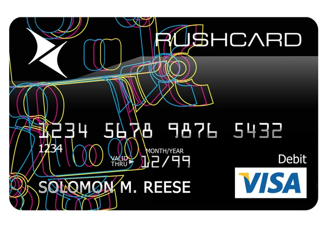 Rush Card Designs