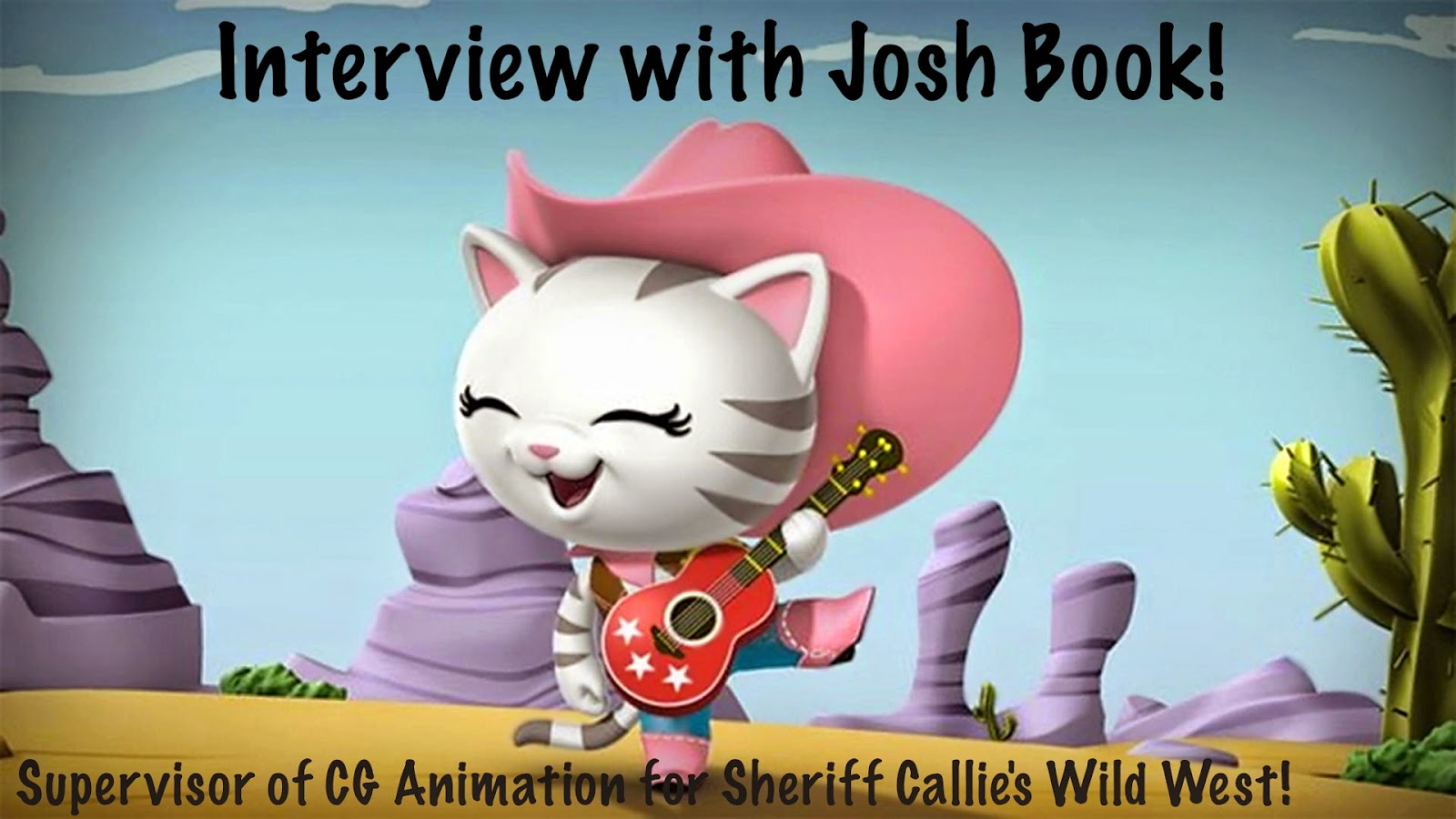 a disney mom s thoughts interview josh book supervisor of interview josh book supervisor of sheriff callie s wild west pilot show