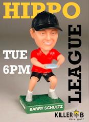 Tuesday League