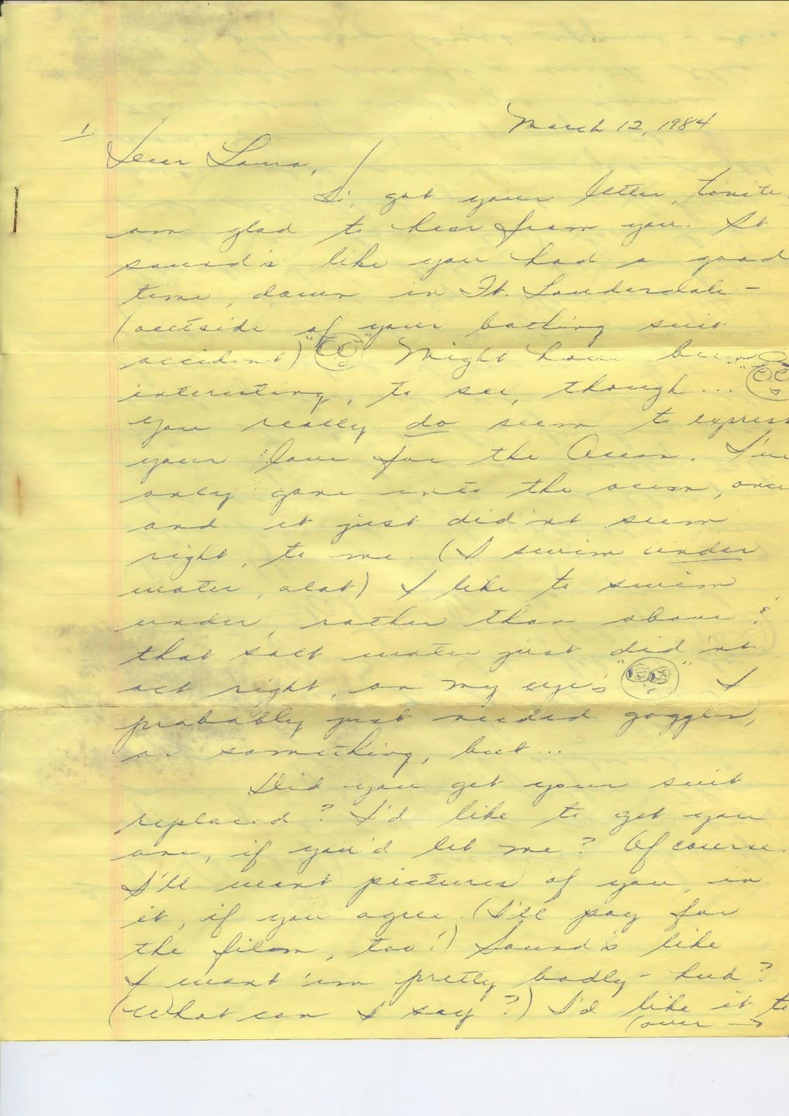 1984 essay love