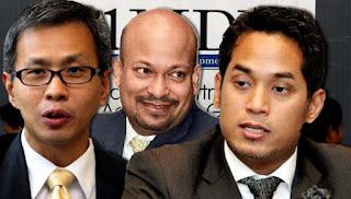 Debat 1MDB: Pendirian Khairy berbeza