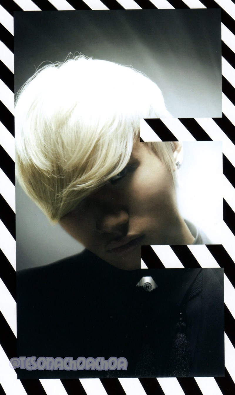 Daesung ALIVE Japanese Version Scans