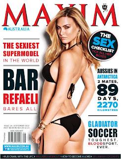 Maxim Australia – September [2012]