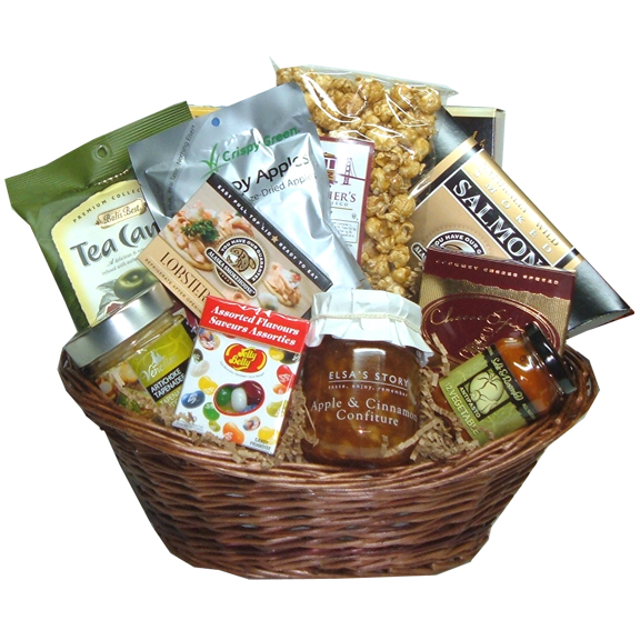 Gifts for Every Reason: NUT-FREE Gift Baskets in Canada