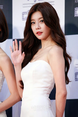 Girl's Day Sojin KBS Gayo 2014