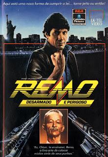Remo: Desarmado e Perigoso - DVDRip Dublado