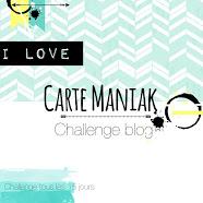 Challenge carte Maniak