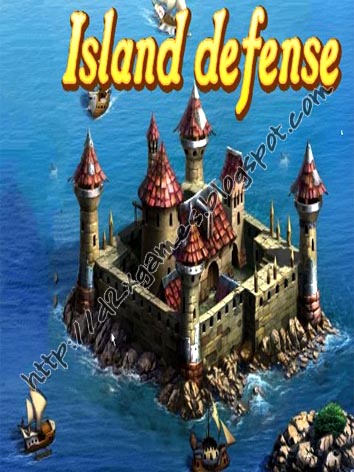 Free Download Games - Island Defense