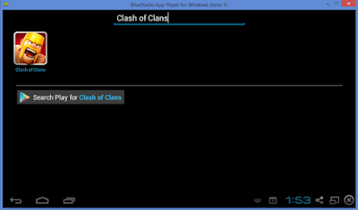 Cara Bermain Game COC (Clash of Clans) Pada PC atau Laptop-Screenshot