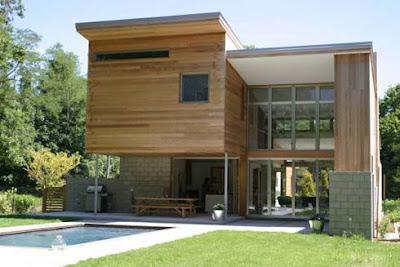 foto model rumah minimalis kayu unik foto model rumah minimalis kayu 2 ...