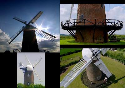 Victorian Windmill