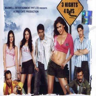 3 Nights 4 Days (2009) - Hindi Movie