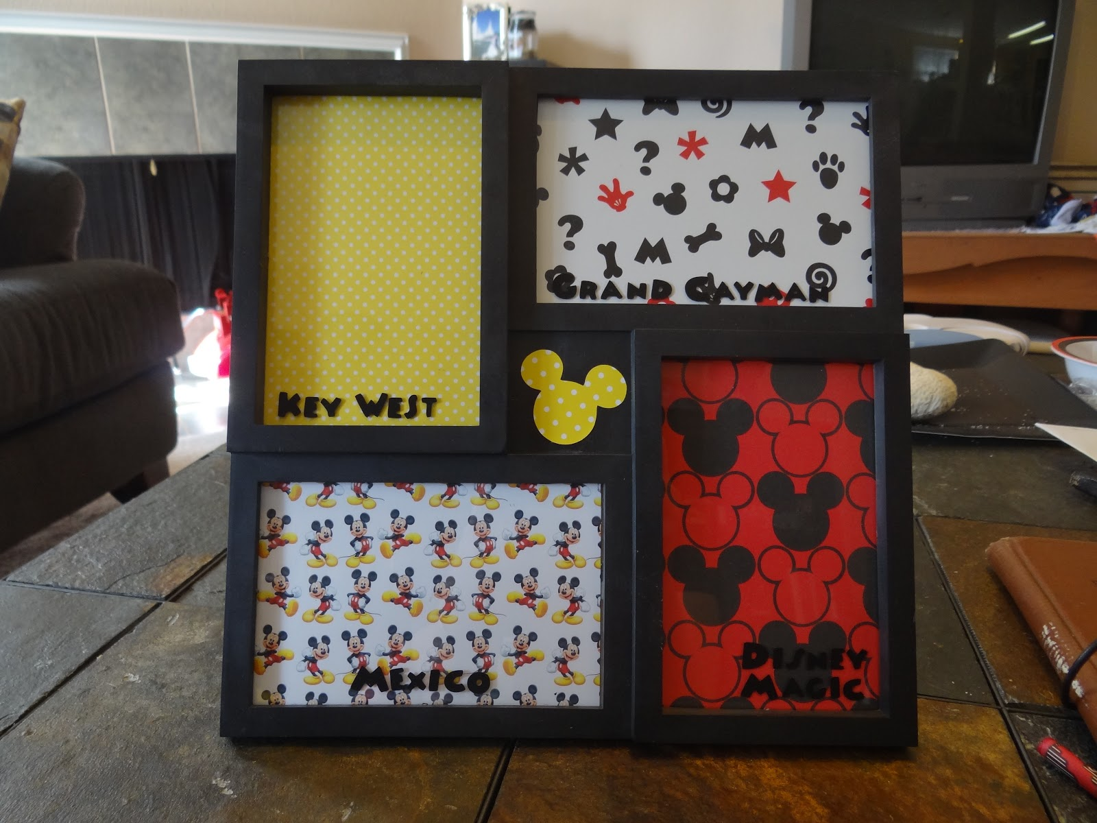 Toadilly Homemade Disney Frames Fish Extender Gifts