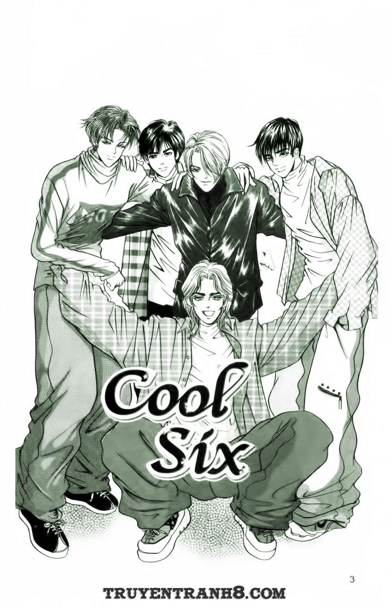 TruyenHay.Com - Ảnh 3 - Cool Six - Bộ 6 Tuyệt Vời Chap 1