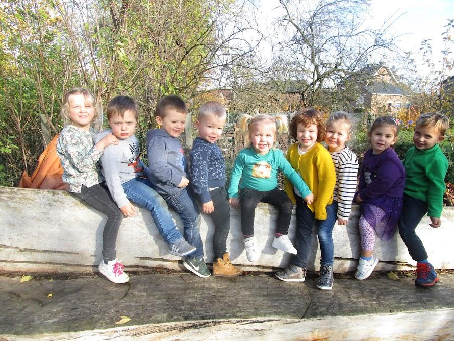 Welkom bij de jongste kleuters van GO! basisschool Spectrum Buken