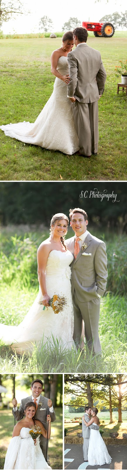 Bret Green, Amanda Loveland, Wedding, Bride and Groom Portraits, swing, S.C. Photography