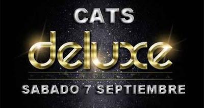Cats deluxe 7 de septiembre