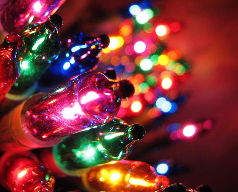 Christmas Lights… - Christmas Lights...Walking On Sunshine Recipes