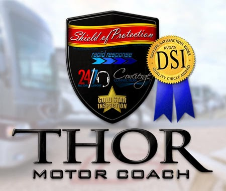 Rvda Quality Circle Awarded To Thor Motor Coach Rv