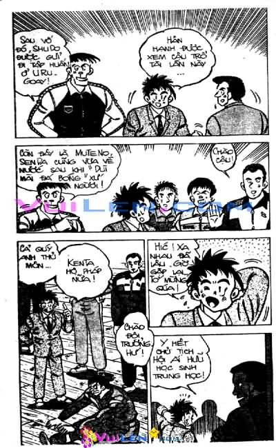 Jindodinho - Đường Dẫn Đến Khung Thành III Tập 54 page 74 Congtruyen24h