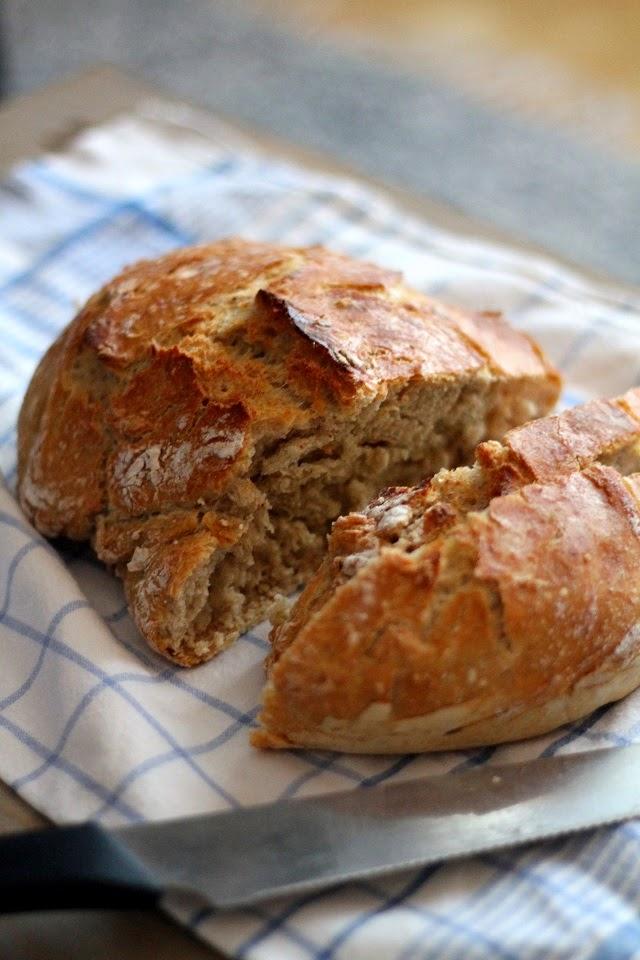 Vaiva(ama)ton leipä