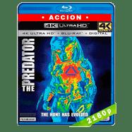 El depredador (2018) 4K UHD Audio Dual Latino-Ingles