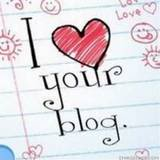 Premio I love your blog da Romy