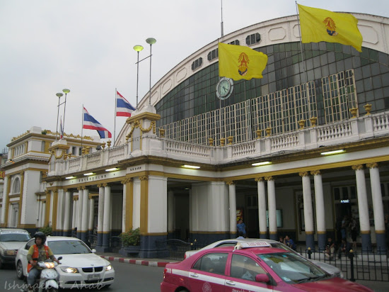 Hua Lamphong Train Station