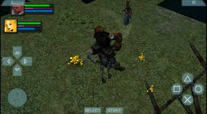 Game PSP High Compress Dungeon Siege