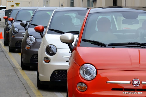 Fiat electric lease deals
