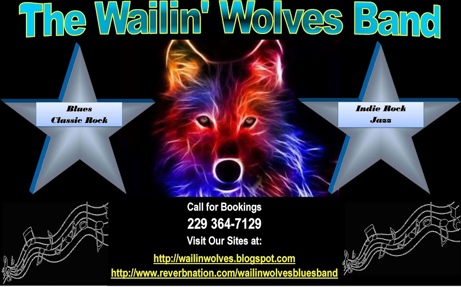 Wailin' Wolves Blues Band