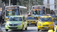 El transporte público no pagará la tasa vial
