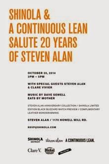 Steven Alan | October 25