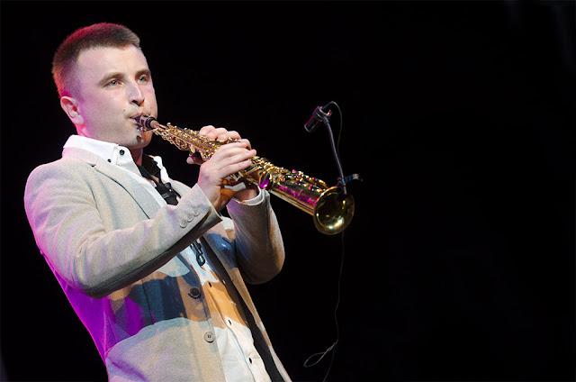 Piotr Szwec - Festival de Jazz de Getxo - Plaza de Biotz Alai (Getxo) - 7/7/2012
