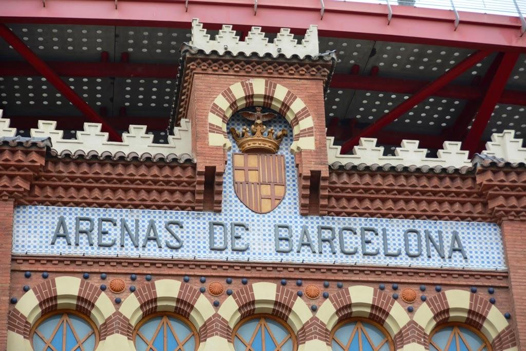 Arenas de Barcelona shield