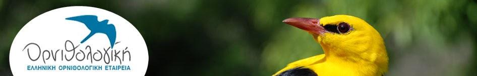 ΕΛΛΗΝΙΚΗ ΟΡΝΙΘΟΛΟΓΙΚΗ ΕΤΑΙΡΕΙΑ
