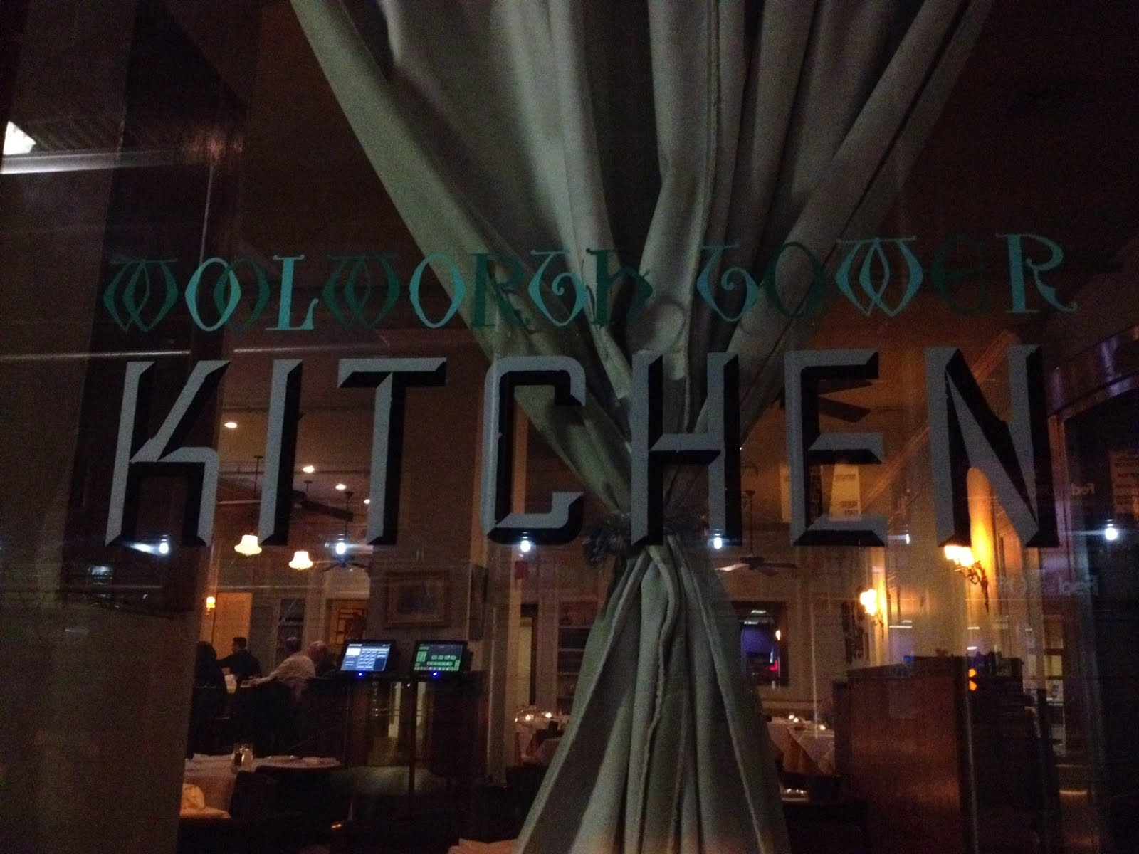 Stuff I Ate: Woolworth Tower Kitchen