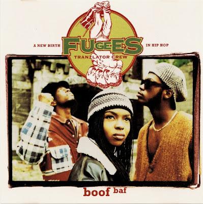 Fugees – Boof Baf (Promo CDM) (1993) (320 kbps)