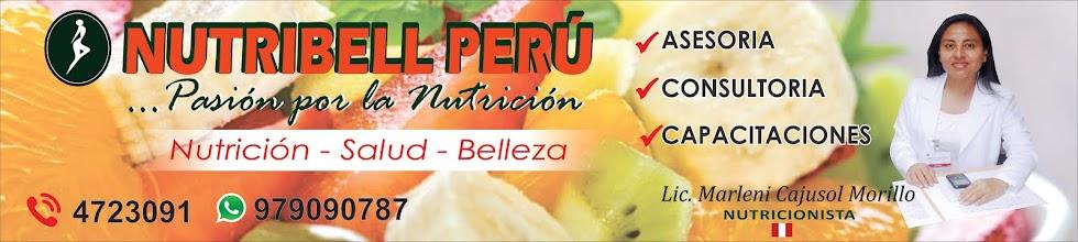 NUTRICIONISTA EN LIMA - NUTRIBELL PERU - CONSULTAS NUTRICIONALES