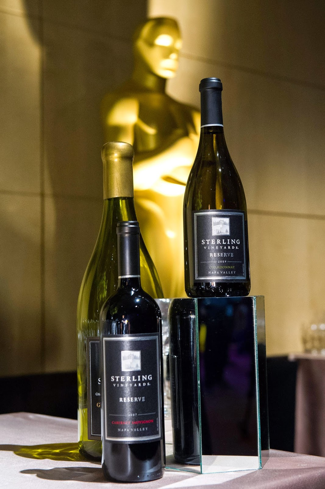 Vinos Sterling Vineyards Oscar 2015