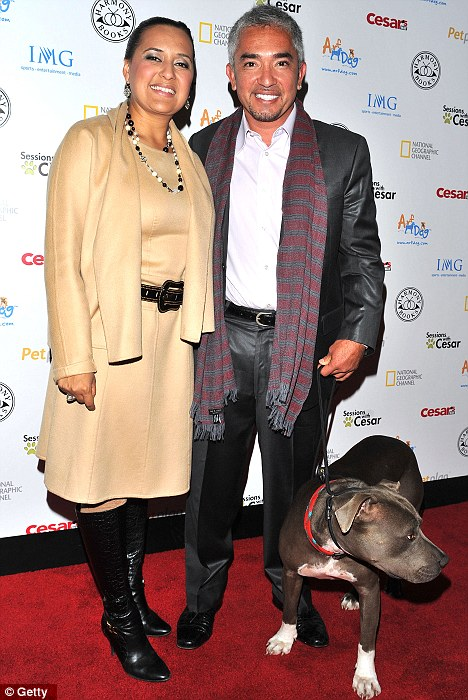 Is married to who cesar millan DL What