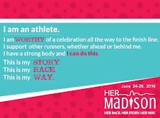 2016 Ambassador Her Madison Half Marathon