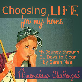 Choosing Life for My Home