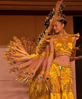 Bailarinas bonitas