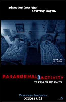 Paranormal Activity 3 Ads Banned - Marketing Communications