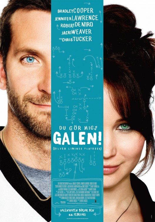 Silver Linings Playbook - Poster (2012)