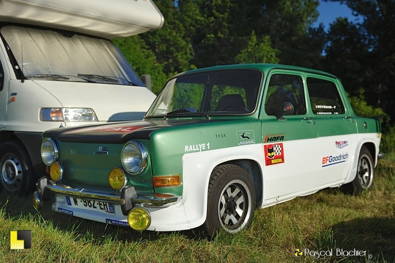 simca rallye photo pascal blachier